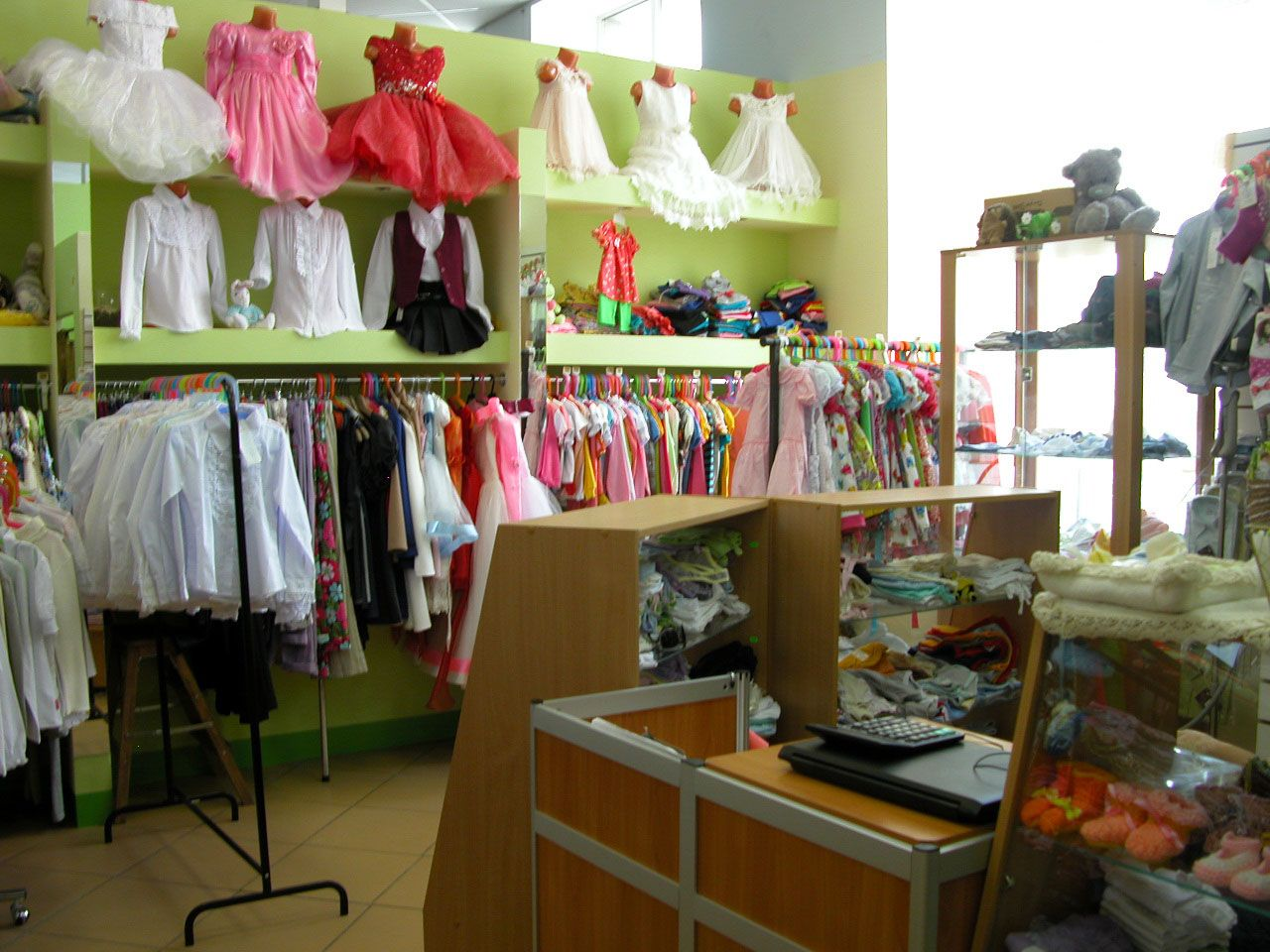 6ef4a6beedb Магазин одежды для детей Ромашка - Торговый центр Юность г. Дмитров